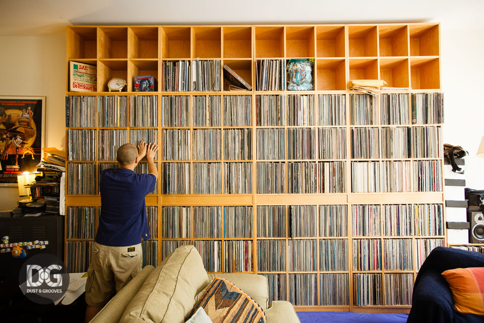But When I Go To Other Brownstones In Harlem Notice That The Floor Is Slanted And Dont See Any Records Anywhere Feel So Guilty