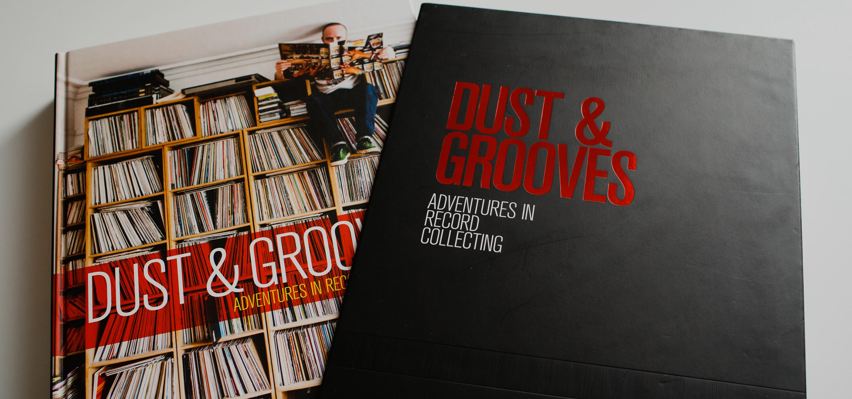 Dust & Grooves Adventures in Record Collecting