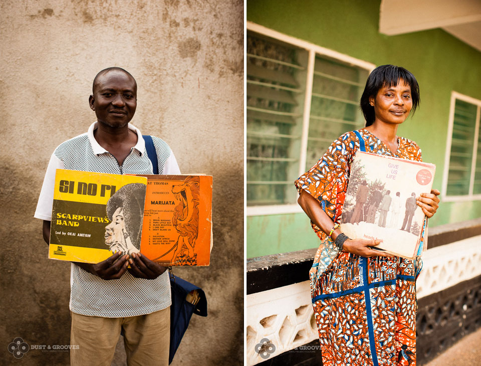 Digging In Ghana With Frank Gossner Dust Amp Grooves