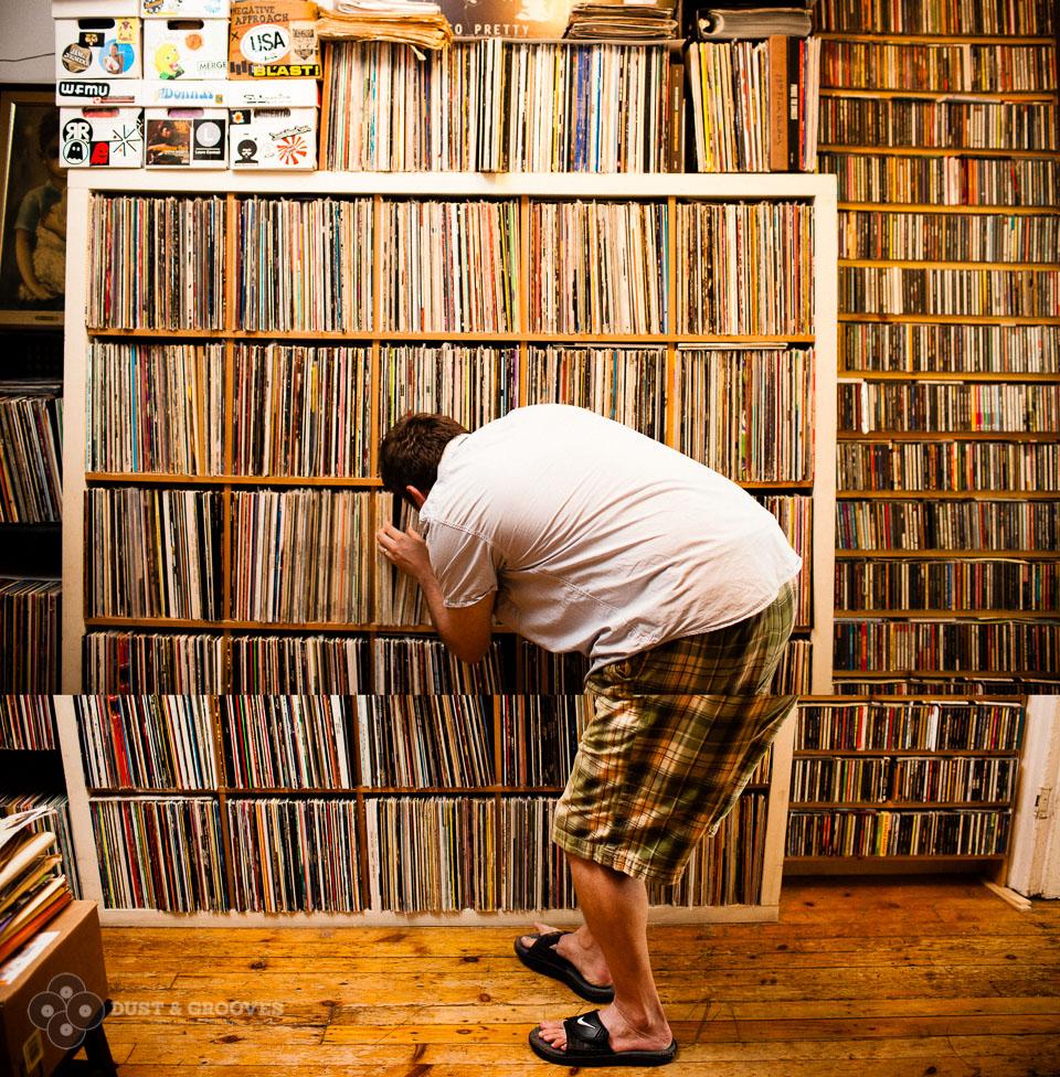 Noah Uman Nashville Tn Dust Amp Grooves Adventures In