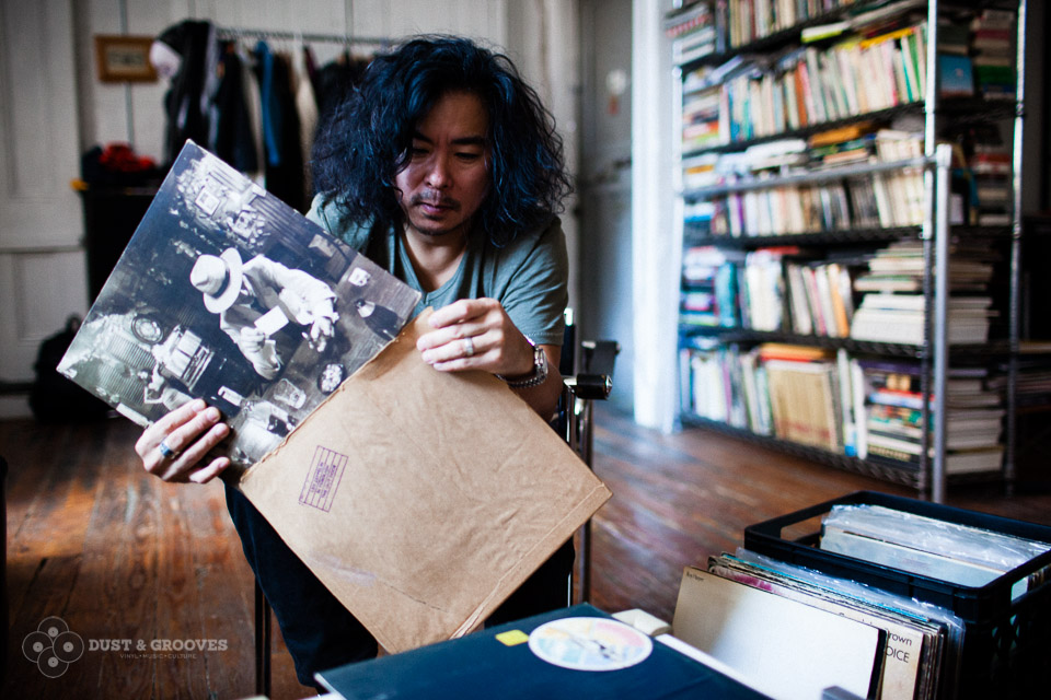 Roddy Bogawa New York Ny Dust Amp Grooves Adventures