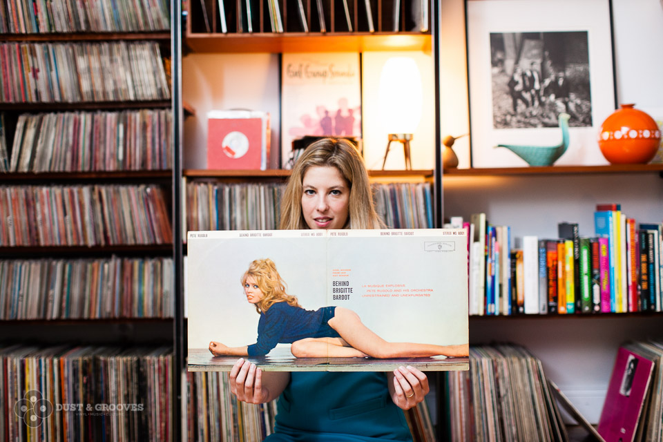 Sheila Burgel – Brooklyn, NY | Dust & Grooves - Adventures in Record ...