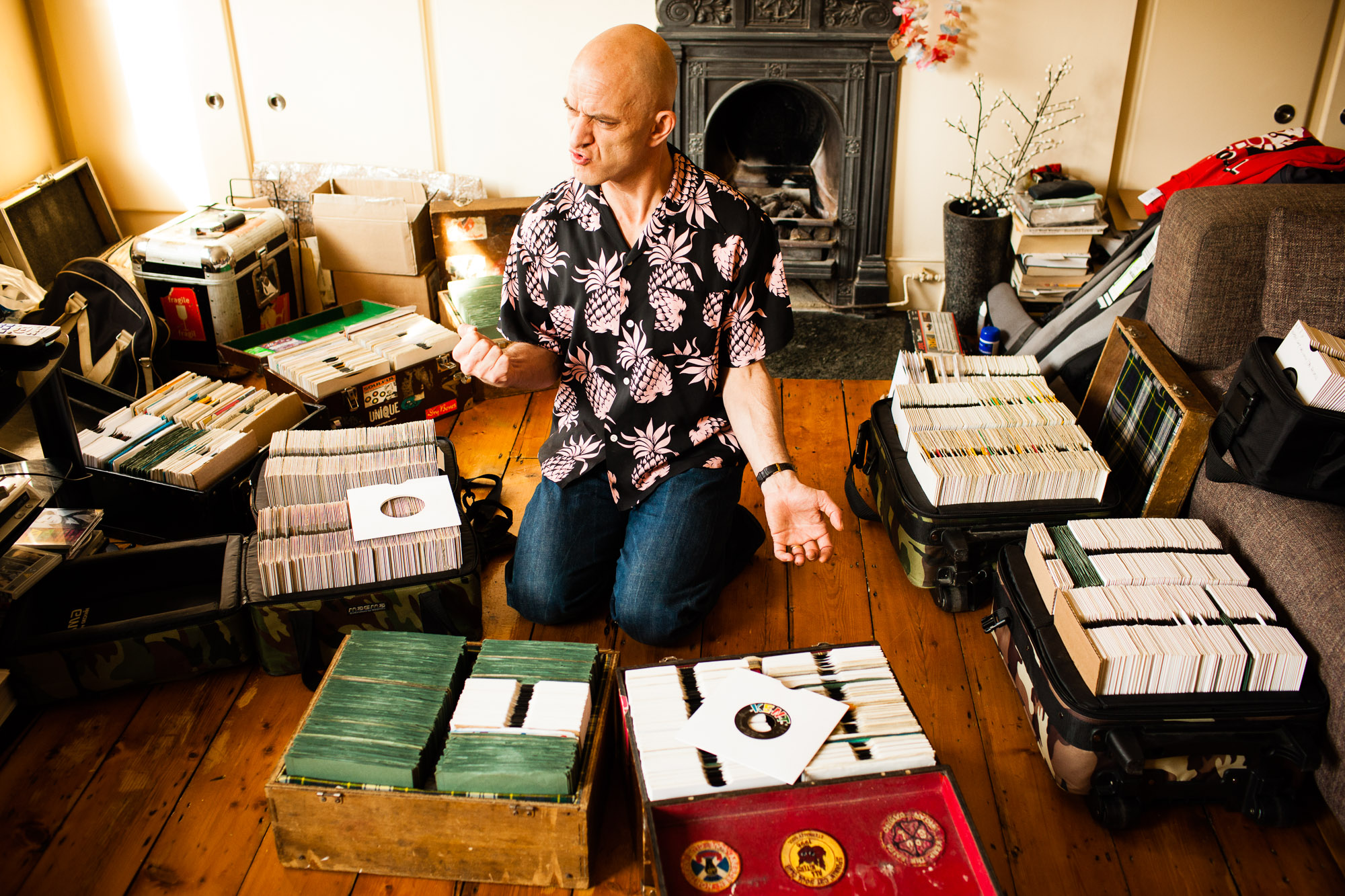 Keb Darge London Uk Dust Grooves Adventures In Record Bott Funko Pop Kc The Incredibles Elastigirl Collecting A Book About Vinyl Records Collectors