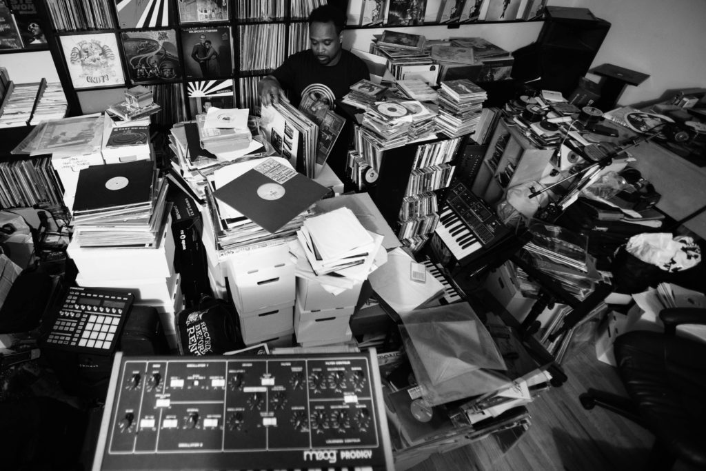 Spinna | Dust & Grooves - Adventures in Record Collecting  A